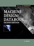 Machine Design Handbook (McGraw-Hill Handbooks)