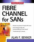 Fibre Channel for SANs