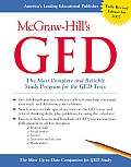 McGraw Hills GED The Most Complete & Reliable Study Program for the GED Tests