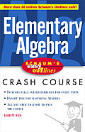 Schaum's Easy Outline of Elementary Algebra (Schaum's Easy Outlines)