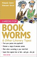 Careers For Bookworms & Other Literary T
