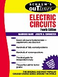 Electric Circuits (4TH 03 - Old Edition) Cover