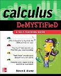 Calculus Demystified (Demystified)