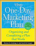 One-day Marketing Plan : Organizing and Completing a Plan That Works (3RD 04 Edition)