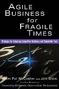 Agile Business For Fragile Times Strat
