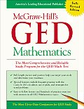 McGraw-Hill's GED Mathematics: The Most Comprehensive and Reliable Study Program for the GED Math Test (McGraw-Hill's GED Mathematics)