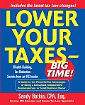 Lower Your Taxes - Big Time! 2007-2008 Edition Cover