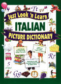 Just Look N Learn Italian Picture Dictionary