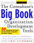 Consultants Big Book of Orgainization Development Tools
