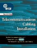 Telecommunications Cabling Installation (2ND 03 Edition)