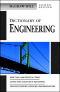 Mcgraw-hill Dictionary of Engineering (03 Edition)