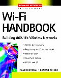 Wi-Fi Handbook: Building 802.11b Wireless Networks