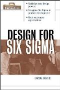 Design for Six SIGMA (Briefcase Books)