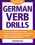 German Verb Drills 3rd Edition