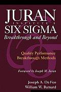 Juran Institutes Six SIGMA Breakthrough & Beyond Quality Performance Breakthrough Methods