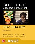 Current Diagnosis & Treatment in Psychiatry (Current Diagnosis & Treatment in Psychiatry) Cover