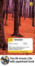 Teach Yourself Romanian Complete Course Book 2cds