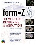 FormZ 4.0 3D Modeling Rendering &...