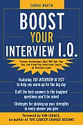 Boost Your Interview I Q