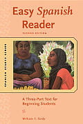 Easy Spanish Reader (Spanish Reader Series) Cover