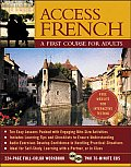 Access French Book Audio CD A First Course for Adults
