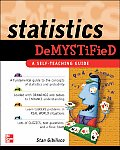Statistics Demystified 1st Edition