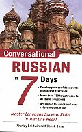 Conversational Russian in 7 Days with CD (Audio) (Conversational... in 7 Days)