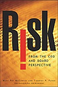Risk from the CEO and Board Perspective Cover