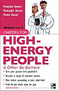 Careers for High-Energy People: & Other Go-Getters (McGraw-Hill Careers for You)