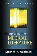 Interpreting the Medical Literature 5th Edition