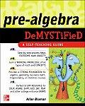 Pre Algebra Demystified 1st Edition