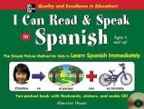 I Can Read & Speak In Spanish