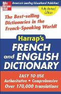Harrap's French and English Dictionary (Rev 04 Edition)