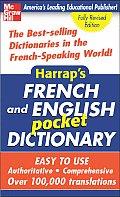 Harrap's French and English Pocket Dictionary (Harrap's Dictionaries)