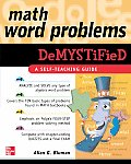 Math Word Problems Demystified 1st Edition