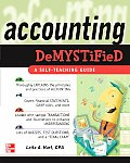Accounting Demystified A Self Teaching Guide