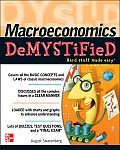 Macroeconomics Demystified (Demystified) Cover