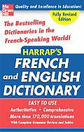 Harraps French & English College Dictionary