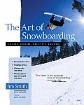 Art of Snowboarding Kickers Carving Halfpipes & More
