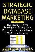 Strategic Database Marketing