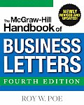 The McGraw-Hill Handbook of Business Letters, 4/E Cover