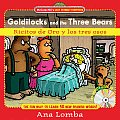 Easy Spanish Storybook : Goldilocks and the Three Bears Cover