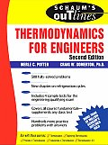 Schaums Thermodynamics For Engineers 2nd Edition