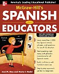 McGraw-Hill's Spanish for Educators with CD (Audio) Cover