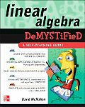 Linear Algebra Demystified (06 Edition)