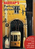 Harrap's Portuguese Phrasebook with Map (Harrap's Phrasebooks)