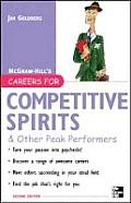 Careers for Competitive Spirits & Other Peak Performers