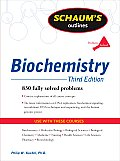 Schaums Outline Of Biochemistry 3rd Edition