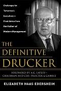 Definitive Drucker
