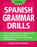 Spanish Grammar Drills (07 - Old Edition) Cover